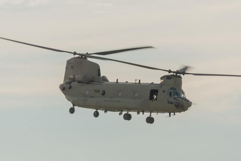 Chinook to the Sky