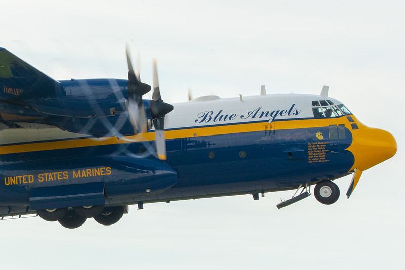 Fat Albert on the Fly