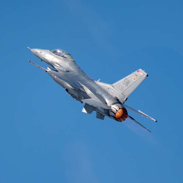 Climbing with the Afterburner