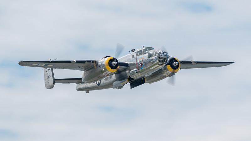 Flight of the Yankee Warrior