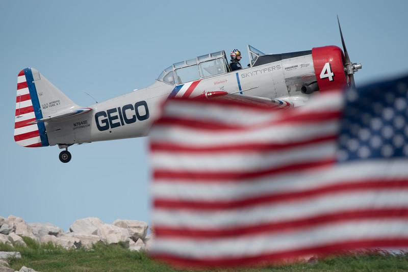 Patriotic Takeoff