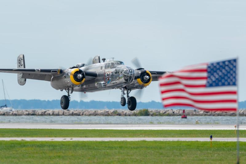 Patriotic Landing