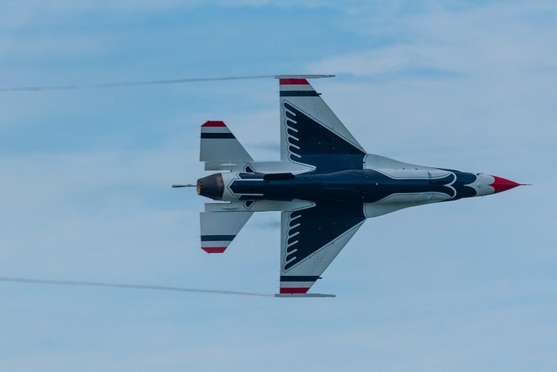 Thunderbird Crest