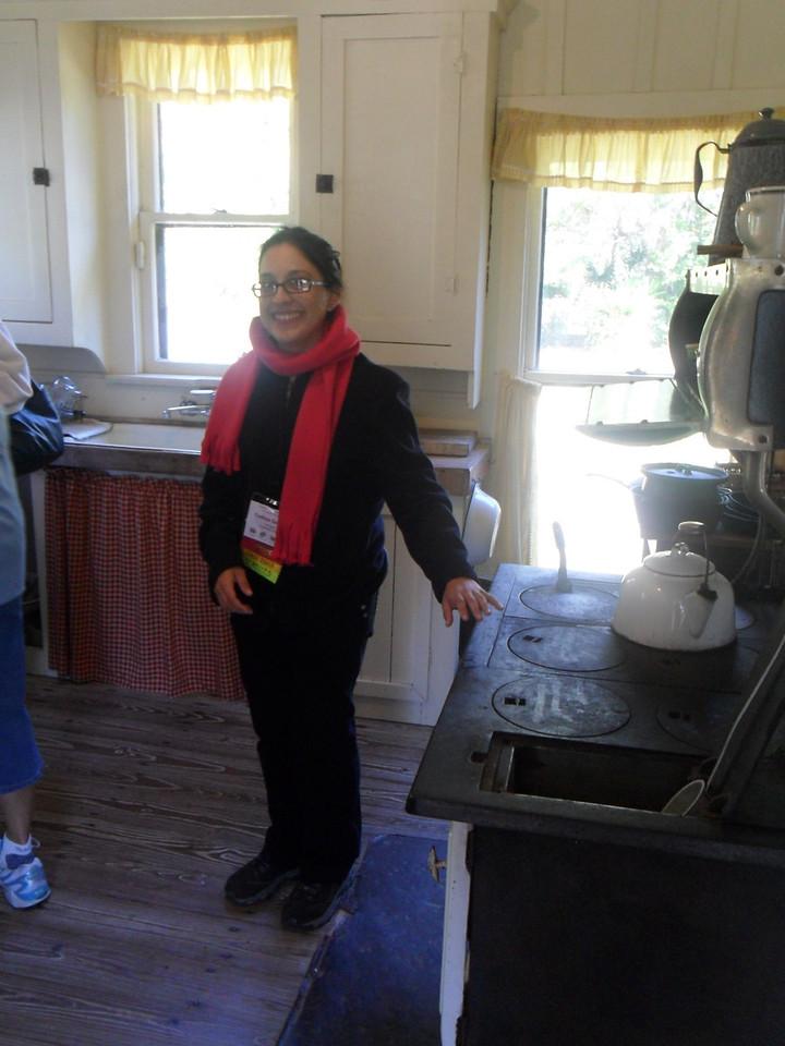 Majorie Kinnan Rawling's Home - Cross Creek