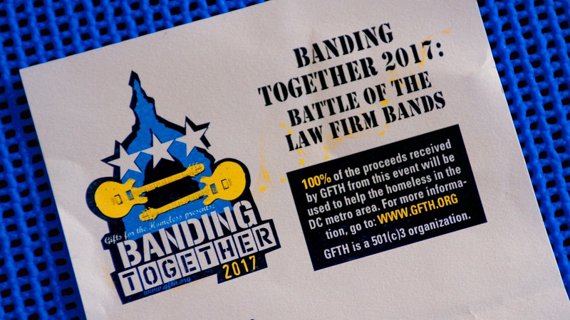 BANDING TOGETHER - 2017