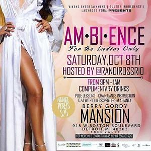 Berry Gordy Mansion 10-8-16 Saturday