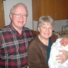Grandpa and Grandma Madsen & Logan