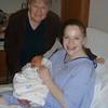 Susan, Becca and Logan - 3 generations