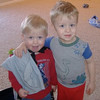 Jake and Ben, March 2006