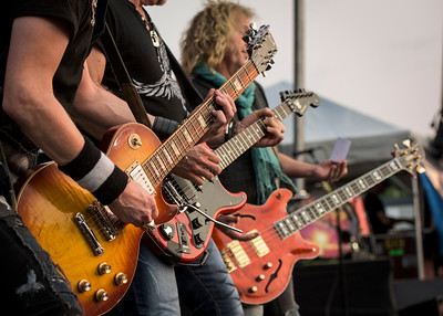 Night Ranger & Boston July 3, 2015 Grand Victoria Summer Concert Series