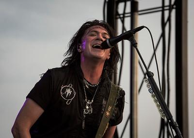 Night Ranger & Boston July 3, 2015 Grand Victoria Summer Concert Series
