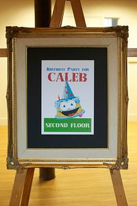 Caleb's First Birthday