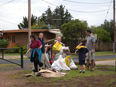 Clean Up Australia Day 2010