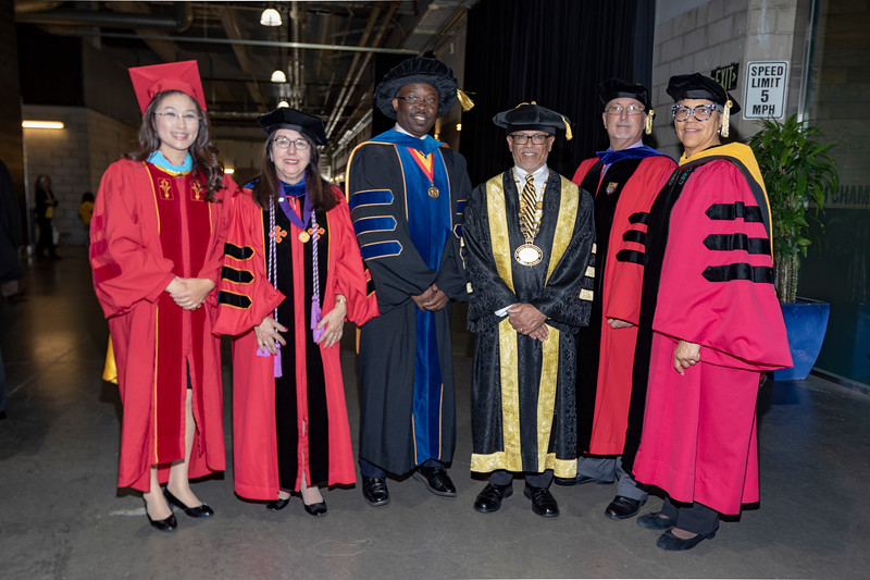 Commencement 2018--Official Gallery - Charles R  Drew University of