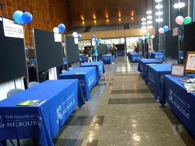 Community Volunteer Fair - Melbourne University