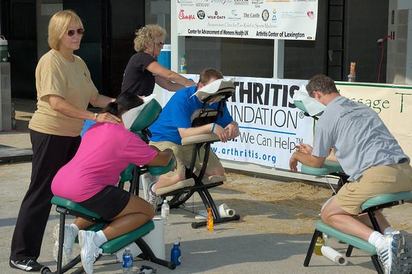 2007 Arthritis Walk in Lexington Kentucky