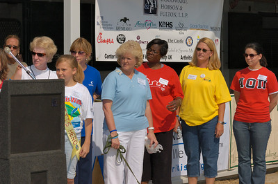 2007 Arthritis Walk in Lexington Kentucky
