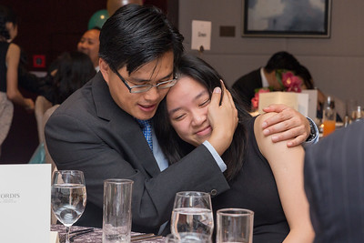 Father Daughter Ball- Hong Kong