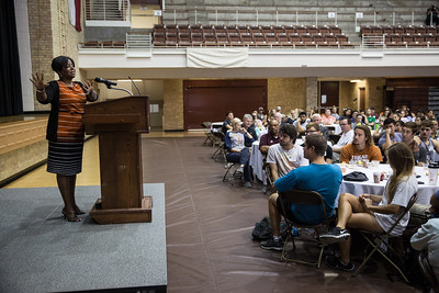 UT Rec Sports Fall Kickoff Event (Tamir Kalifa)