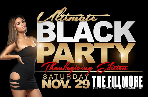 Ultimate Black Party 2014   | The Ultimate Group