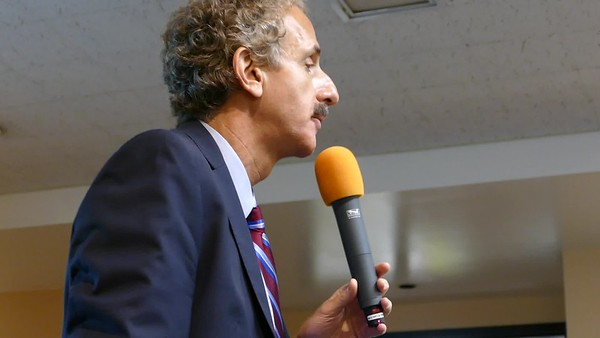 Friday Noon Lecture Series:  City Atty. Mike Feuer
