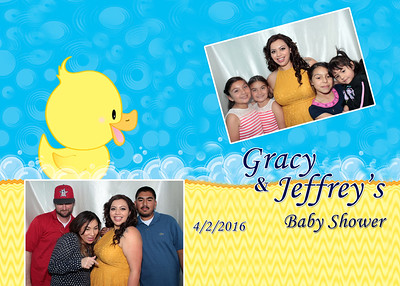 Gracy and Jeffrey's Baby Shower