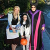 SH_Halloween -- Cinderella, female ghost & Maleficent
