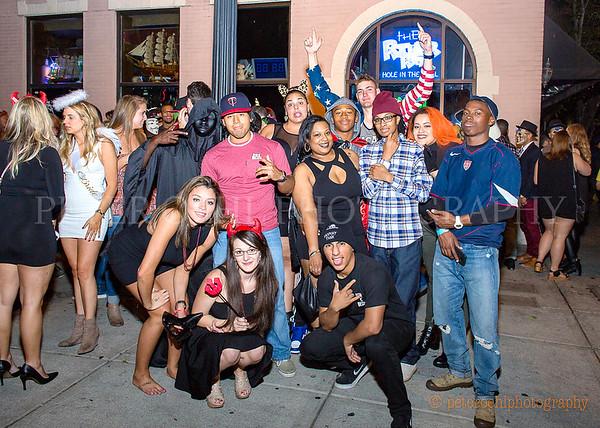 Halloween Downtown Wilmington, NC 2016