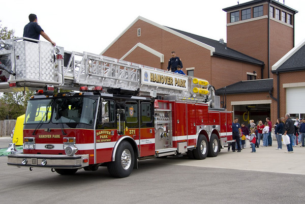 Hanover Park Fire Department Open House - October 13, 2007