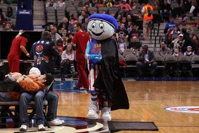 Harlem Globetrotters Jan 28, 2012 (2)