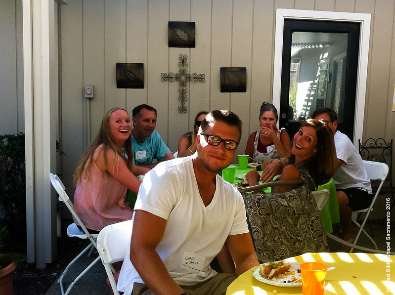 2013 Harvest Bible Chapel, Outting at Lineberger Home C0112