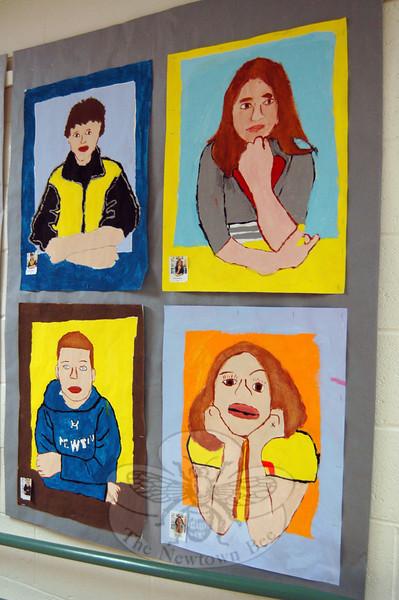 Hawley's Annual Art Show Drew A Crowd