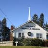 Newtown Christian Church, Sugar Street.  (Hicks photo)