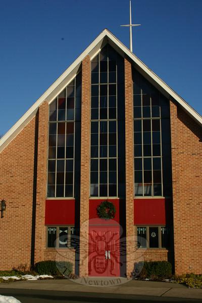Christ the King Lutheran Church.  (Hicks photo)