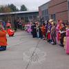 Halloween Parade at Sandy Hook School, Friday October 31.  (Hallabeck photo)