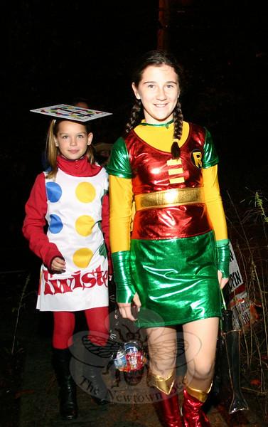 Halloween 2009.  (Hicks photo)