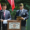 Veterans Commemorated At VFW Service (Memorial Day 2013)