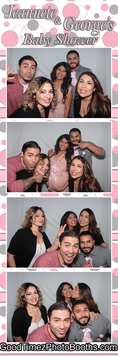 Jeanete & George's Baby Shower
