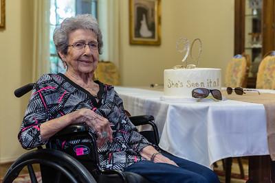 Joyce 90th Birthday