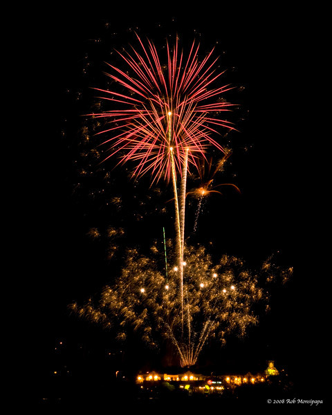 Tucson Fireworks 004
