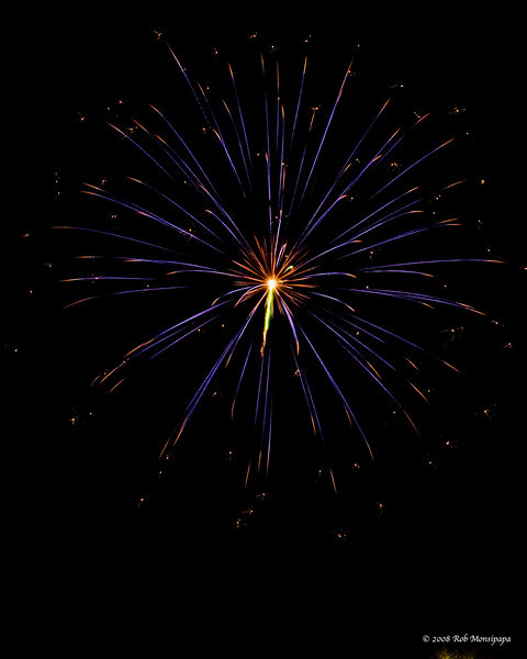Tucson Fireworks 014