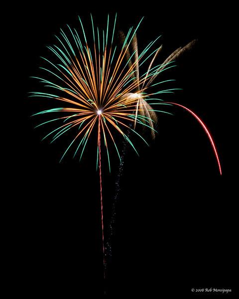 Tucson Fireworks 011