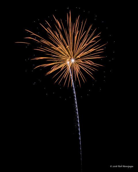 Tucson Fireworks 015