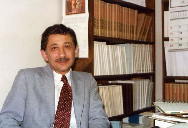 Kalaydjian Library Dedication