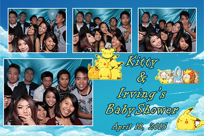 Kitty & Irving's Baby Shower