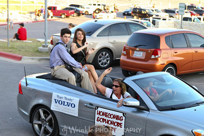 LT Homecoming Parade2010-5