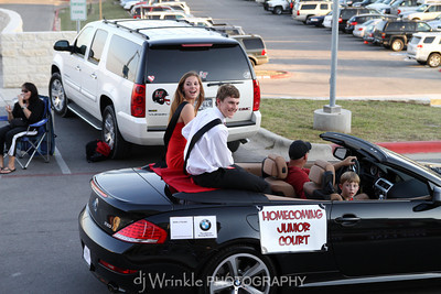 LT Homecoming Parade2010-8