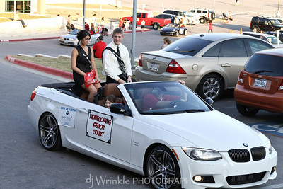 LT Homecoming Parade2010-10