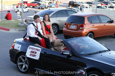 LT Homecoming Parade2010-7