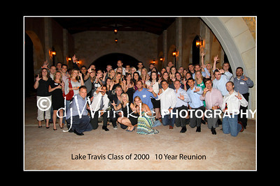 Lake Travis Class of 2000  10 Year Reunion